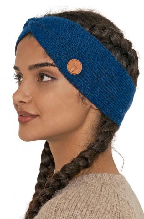 Stirnband MARINO mit Twist