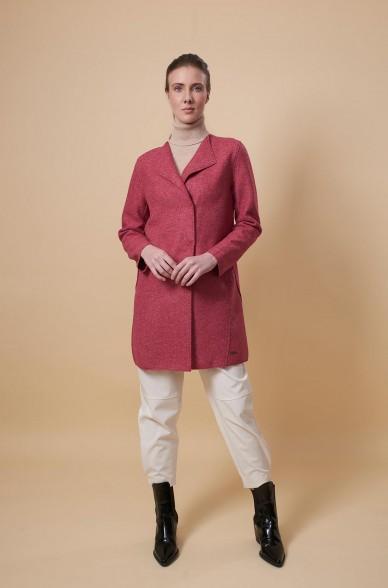 Mantel RENOVATA aus Alpaka und Wolle