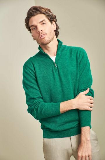 Pullover ALBERT aus Baby Alpaka