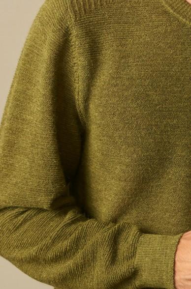 Pullover URTO aus Baby Alpaka