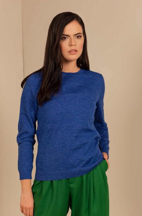 Basic Pullover ALEXIA aus Baby Alpaka