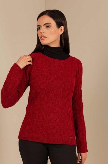Pullover UNATTIMO aus Baby Alpaka