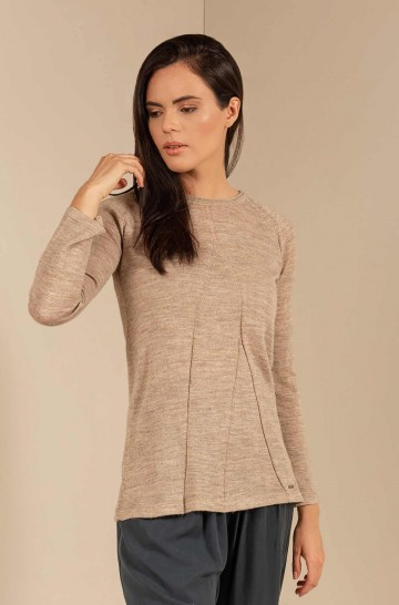 Pullover UDINE aus Baby Alpaka