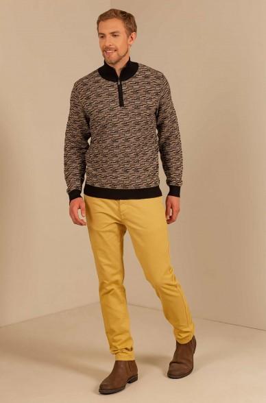 Pullover UGO Troyer aus Baby Alpaka