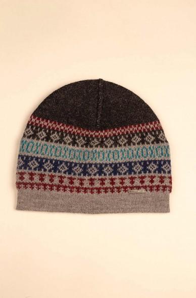 Mütze THAIS aus Baby Alpaka