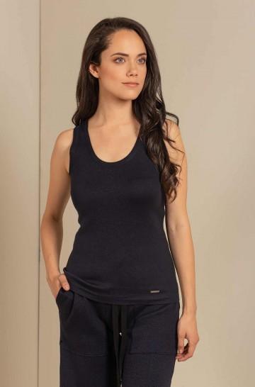 Top ULIVIA Loungewear Shirt von KUNA Home & Relax