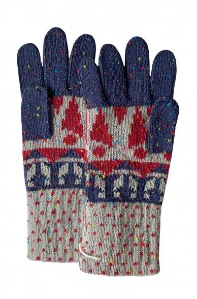 Alpaka Fingerhandschue ELI (Kinder 1,5 - 4 Jahre)