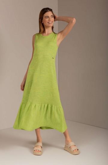 Alpaka Kleid UCAYALI aus Baby Alpaka und Seide