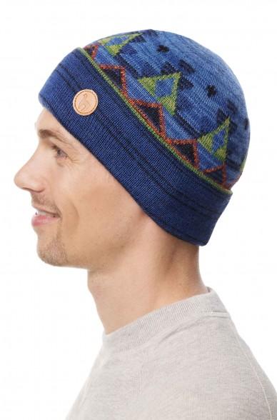 Alpaka Mütze KUYCHI aus 100% Baby Alpaka