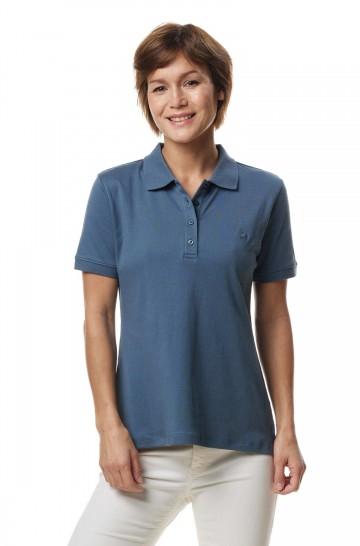 Poloshirt BASIC aus 100% Pima Bio Baumwolle