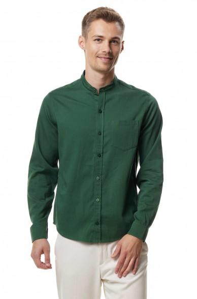 Herrenhemd MIGUEL aus 100% Pima Bio Baumwolle