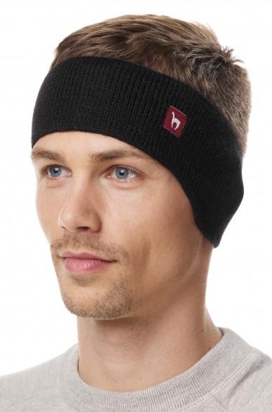 Alpaka Stirnband UNI aus 100% Baby Alpaka