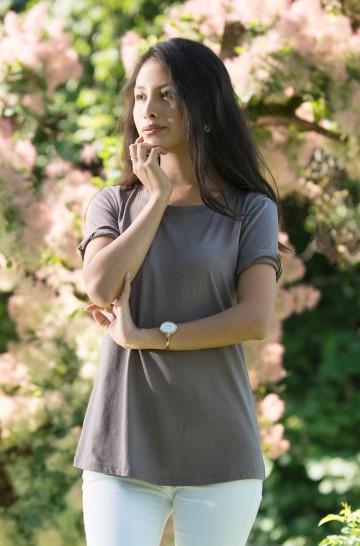 T-Shirt KURZARM Bio Pima-Baumwolle_13544