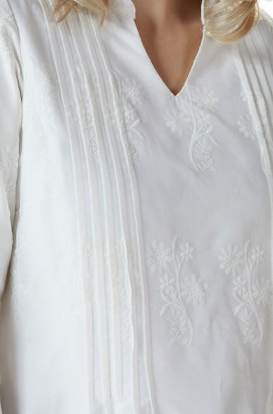 Kleid FABIANA aus 100% Bio Pima Baumwolle_22674