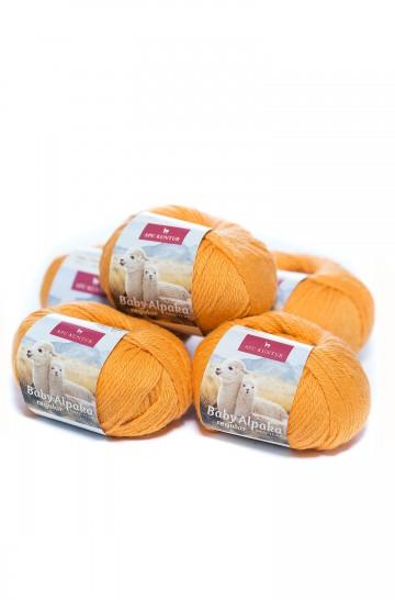 Baby-Alpaka Wolle REGULAR 5er-Pack APU KUNTUR_31249