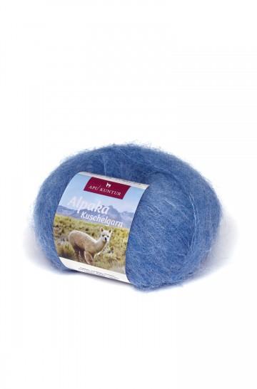 Alpaka Wolle KUSCHELGARN | 50g | 89% Alpaka Superfine_31350