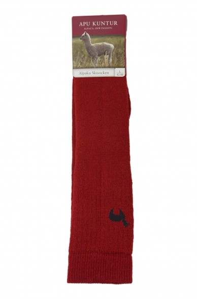 Alpaka Skisocken 6er Pack aus  52% Alpaka & 18% Wolle_32200