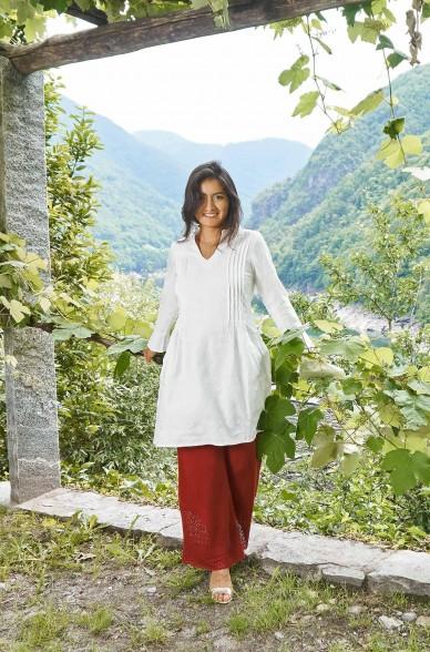 Kleid FABIANA aus 100% Bio Pima Baumwolle_33065