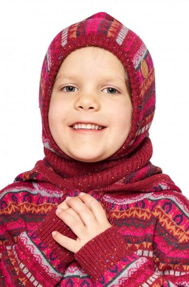 Alpaka Schlupfmütze MONITO (für Kinder) aus 30% Baby Alpaka & 70% Baumwolle_40911