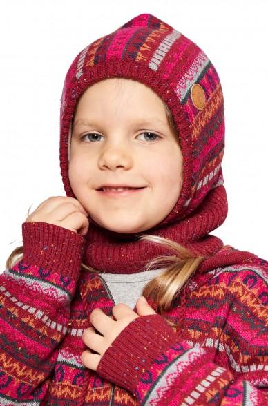 Alpaka Schlupfmütze MONITO (für Kinder) aus 30% Baby Alpaka & 70% Baumwolle_40913