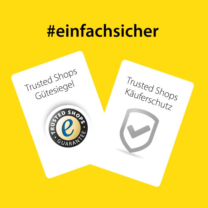 Trusted Shop Käuferschutz